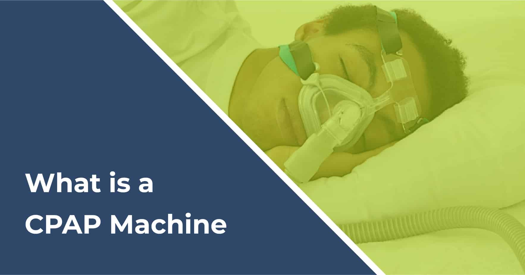 what is a cpap machine
