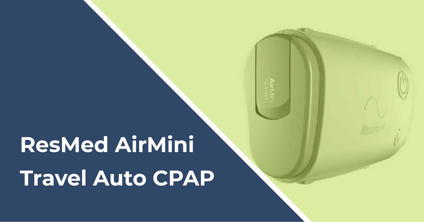 resmed airmini travel auto cpap