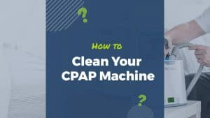 how to clean a cpap machine