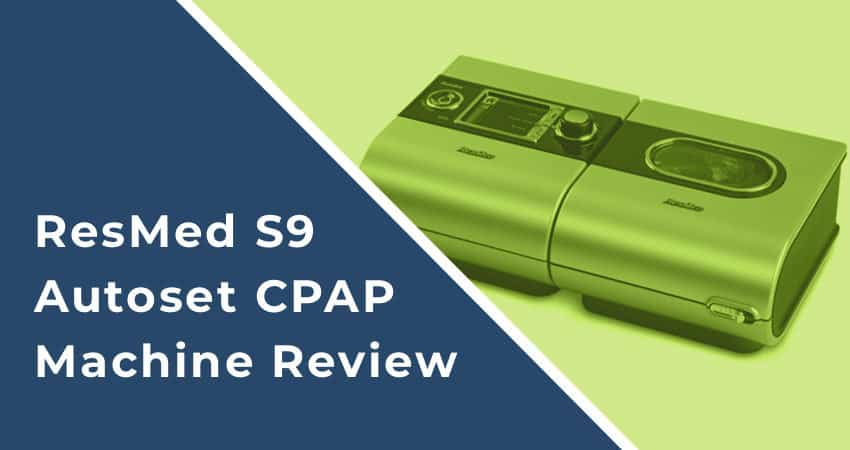 Cpap Machine Reviews >> Resmed S9 Autoset Cpap Machine Review Wellawaresystems Com