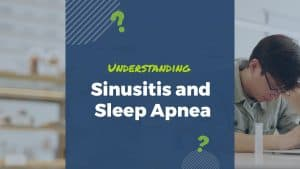 sleep apnea and sinitus