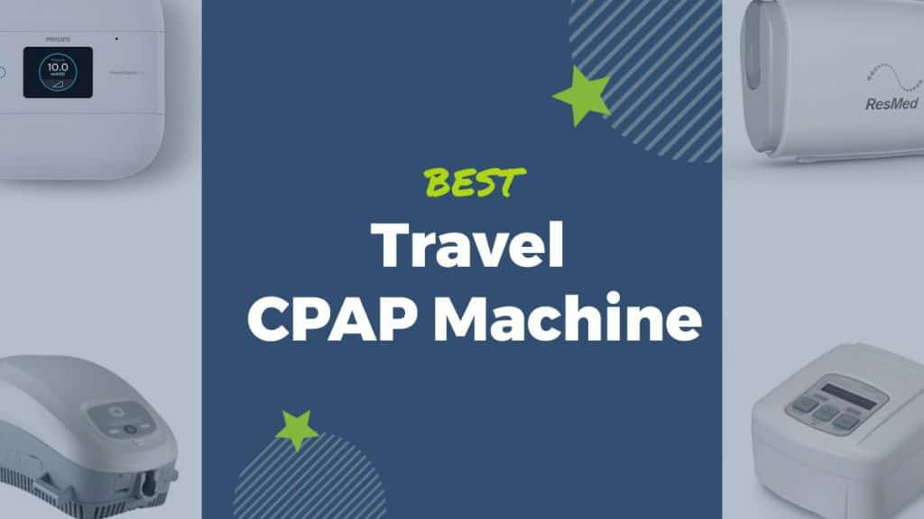 best travel cpap machine