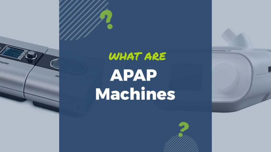 which is the best APAP machine?