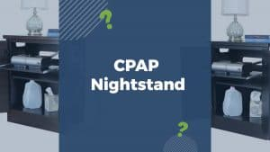 cpap nightstand