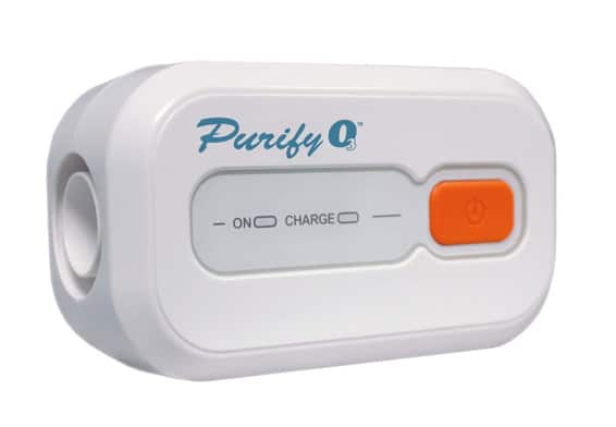 purify cpap sanitizer