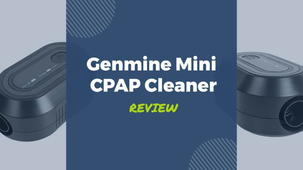 genmine mini cpap cleaner review