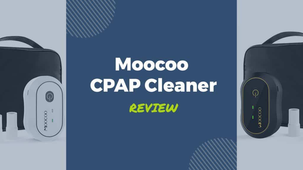 moocoo cpap cleaner review