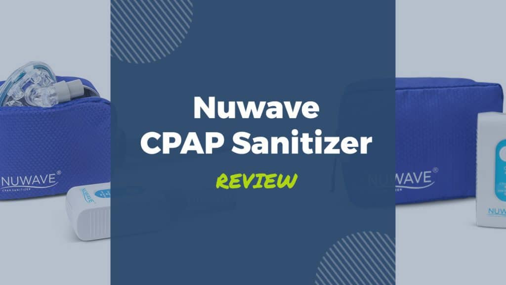 nuwave cpap sanitizer