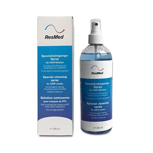 resmed cleaning spray