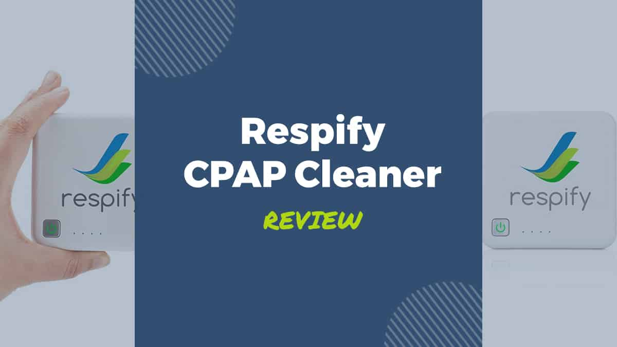 respify cpap cleaner
