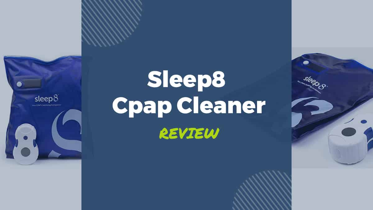 sleep8 cpap cleaner review