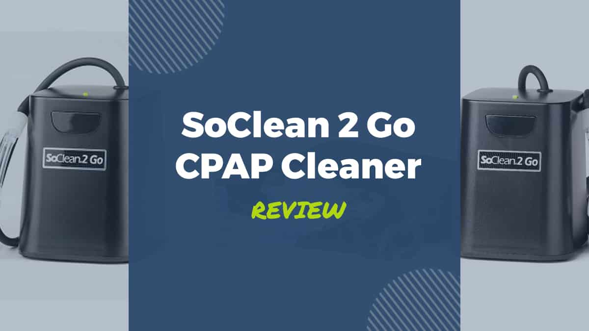 soclean 2 go cpap cleaner review