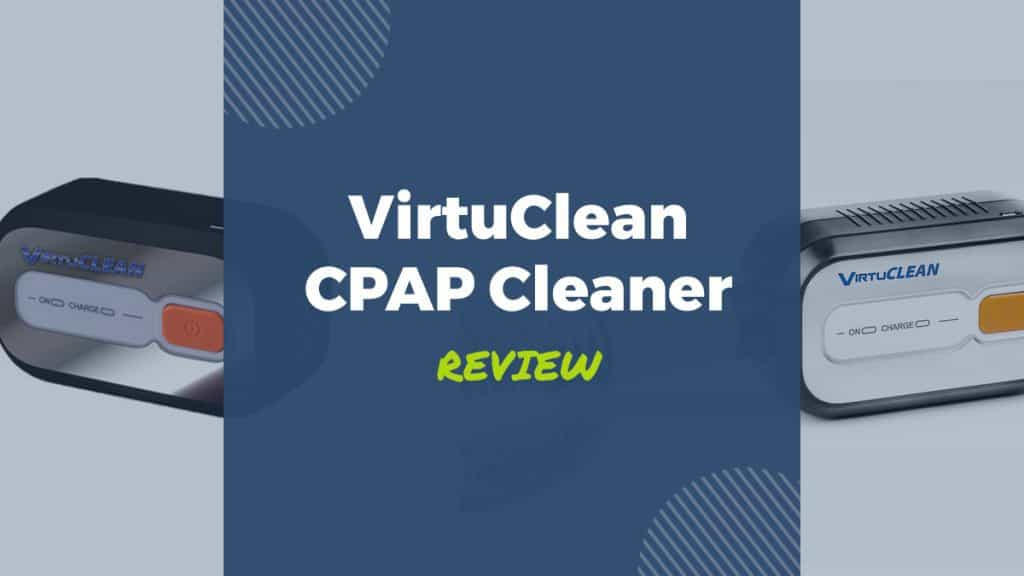 virtuclean cpap cleaner review