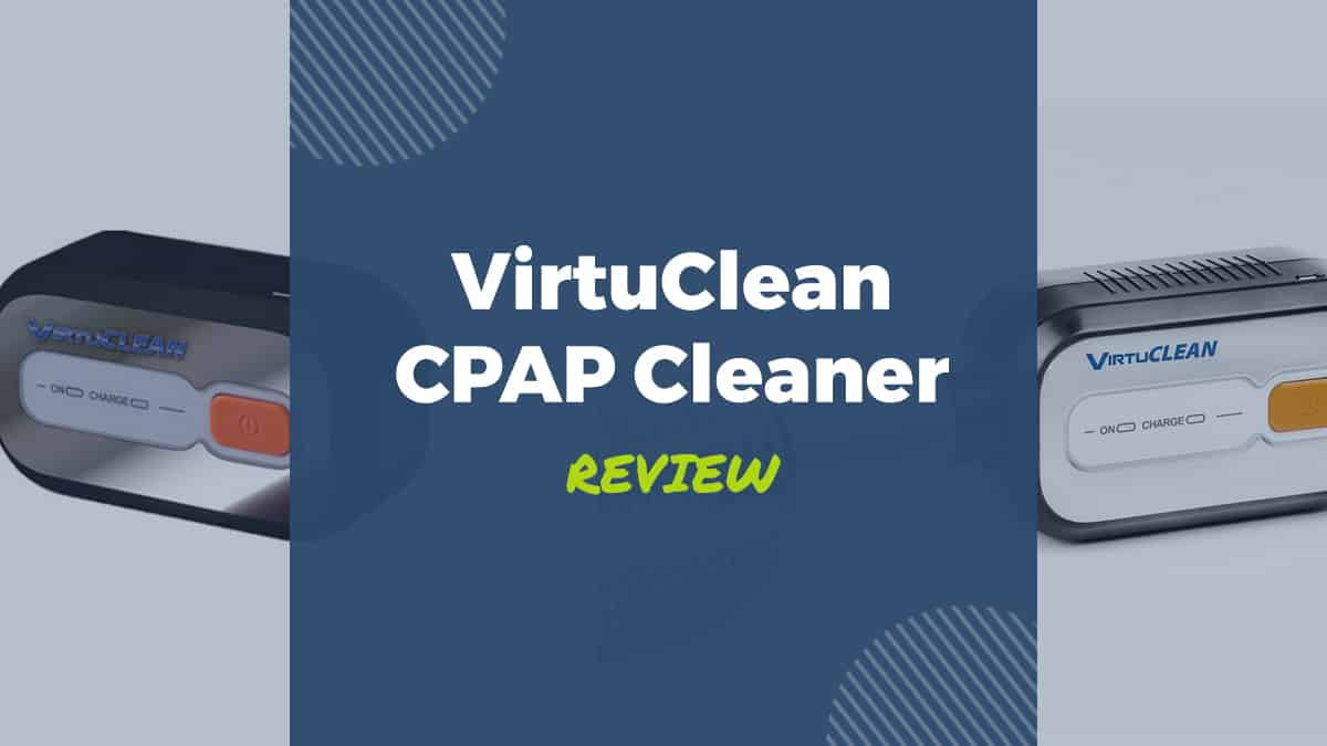 virtuclean cpap cleaner review
