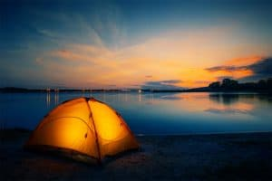 camping and cpap machines